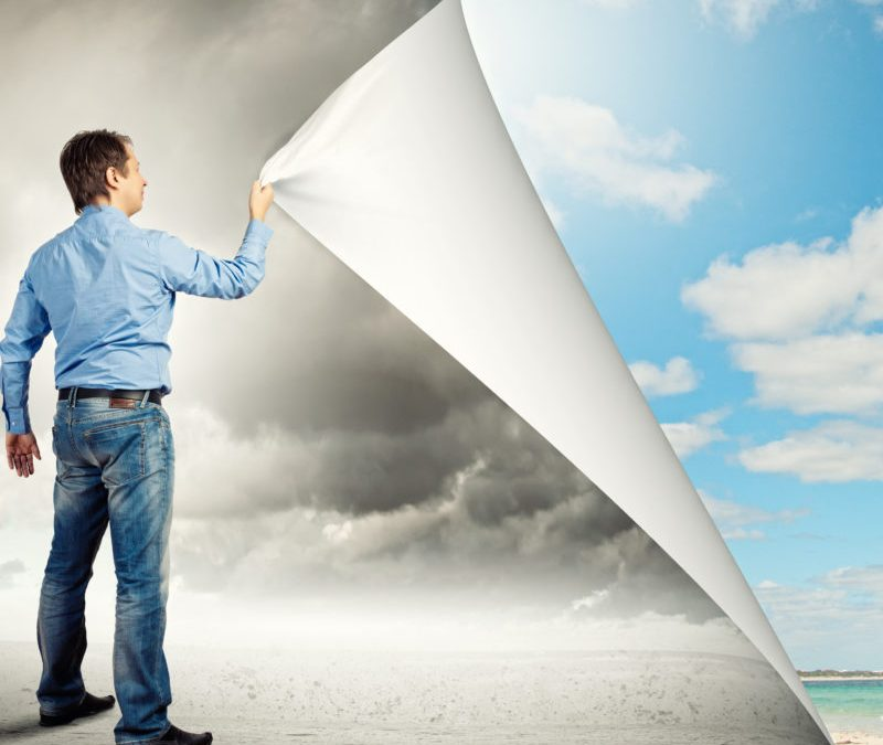 Krijg controle over je stressvolle gedachten